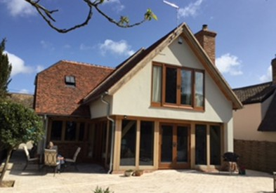 Beautiful Oak frame Home in Hertfordshire