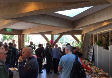 Garden Centre Cafe extension