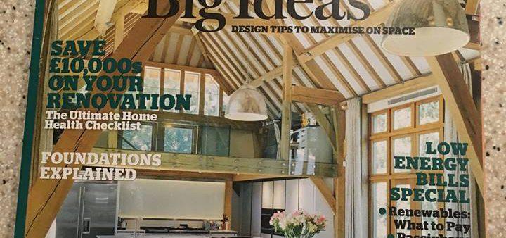 June Edition of Homebuilding & Renovating