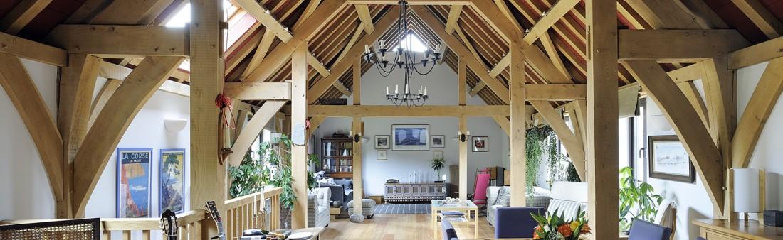 Mendip Oak Framed House
